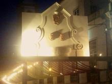 Entrada na rua Francisco José Mota reproduz a centenária fonte de Palhais (Setúbal)