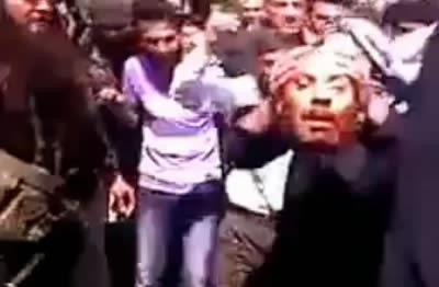 padre decapitado na síria