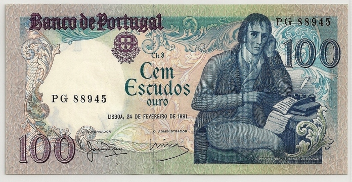 Lisboa 24 Fevereiro 1981