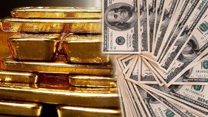 dolar ouro