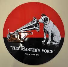 his master voice