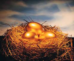 ovos de ouro